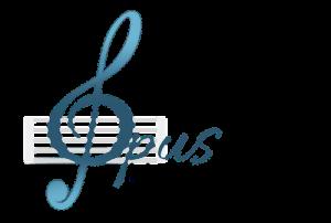 Opus Music Academy Main Logo