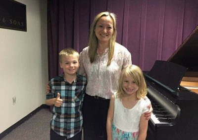 kathy and sorensons recital
